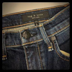 Rag & Bone Mid-Rise Jeans NWT Size 25